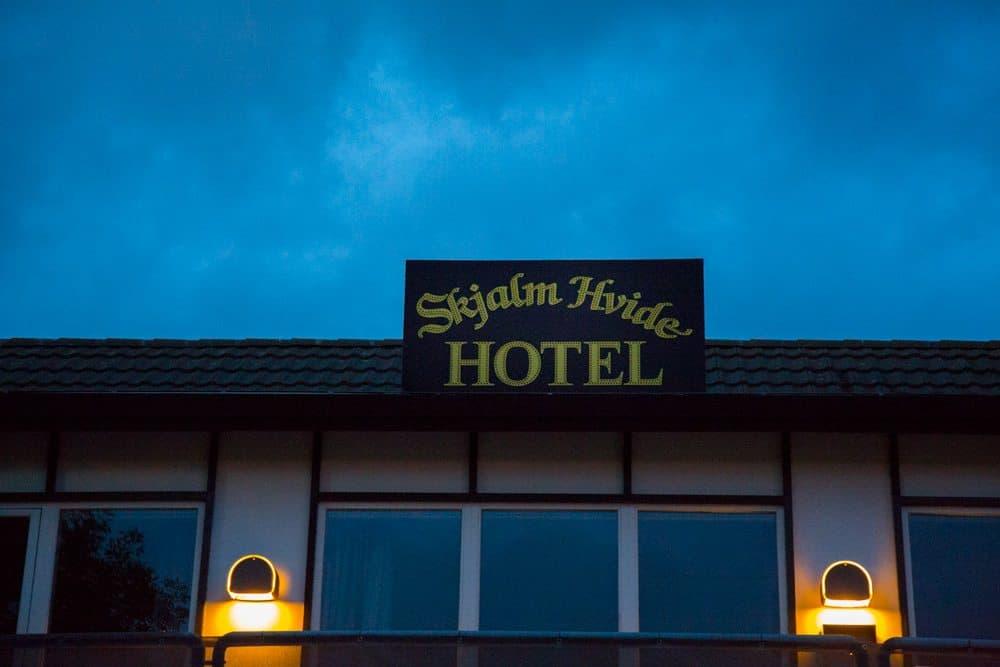 Skjalm Hvide hotel bryllup
