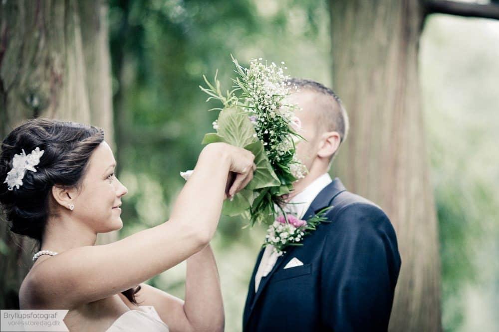 Gesten forsamlingshus bryllup