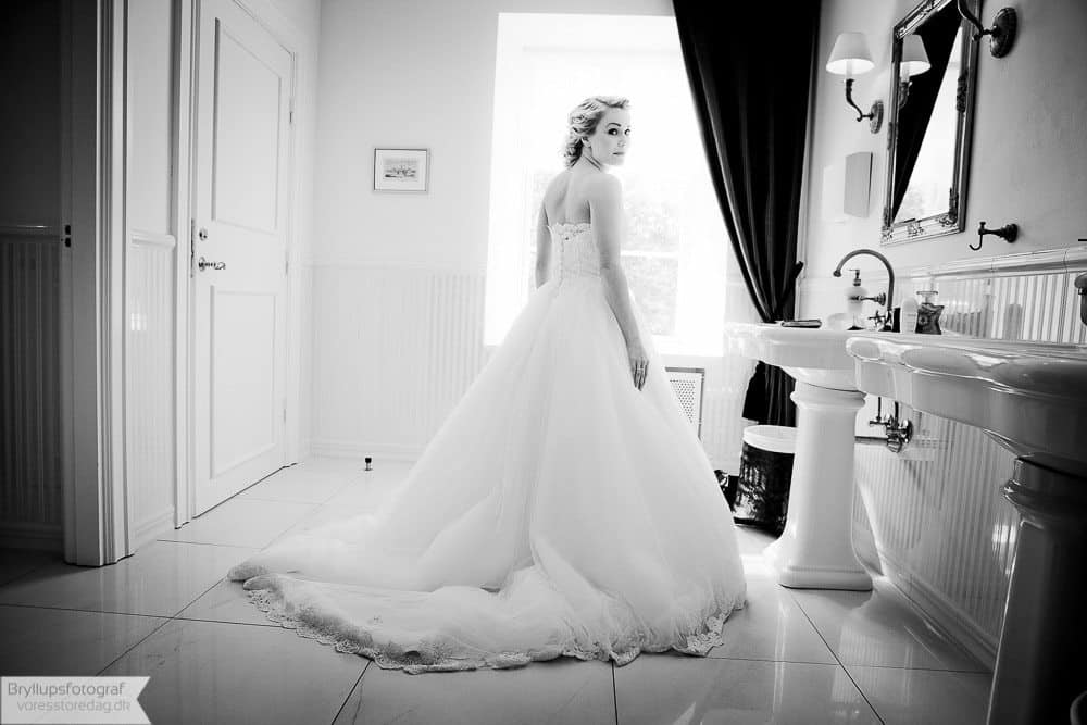 Kokkedal castle wedding34
