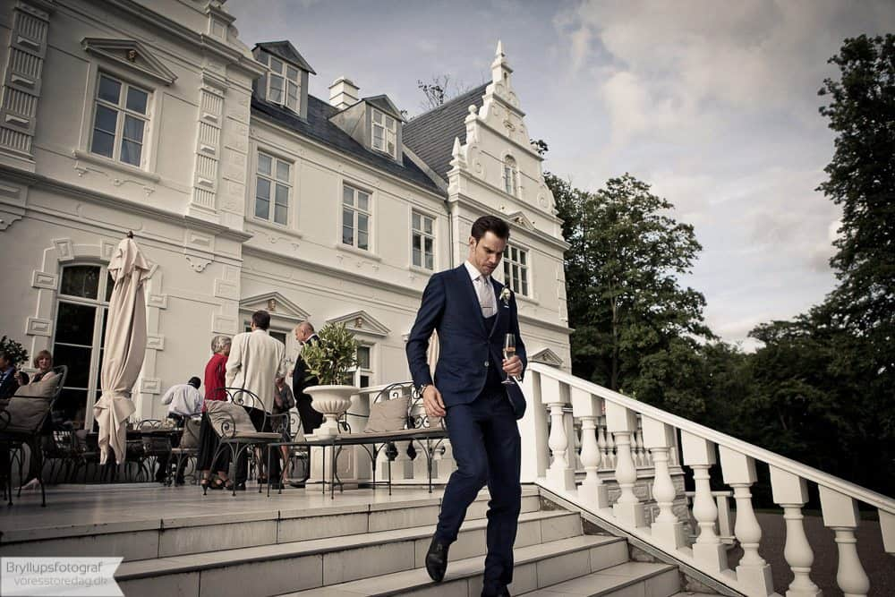 Kokkedal castle wedding77