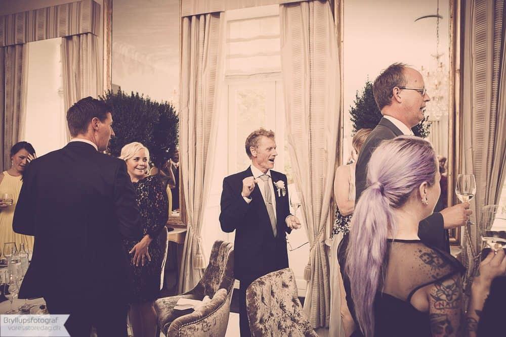 Kokkedal castle wedding89