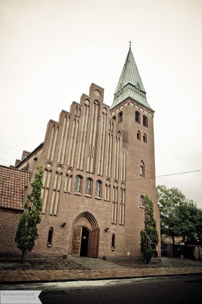 Thomas Kingos kirke i Odens0