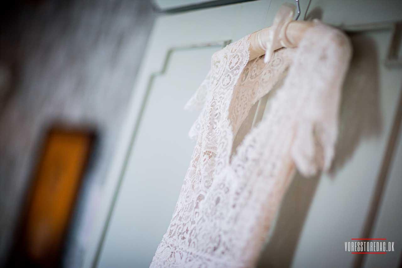 Bryllupsfotografering ved Kokkedal Slot | Fotograf
