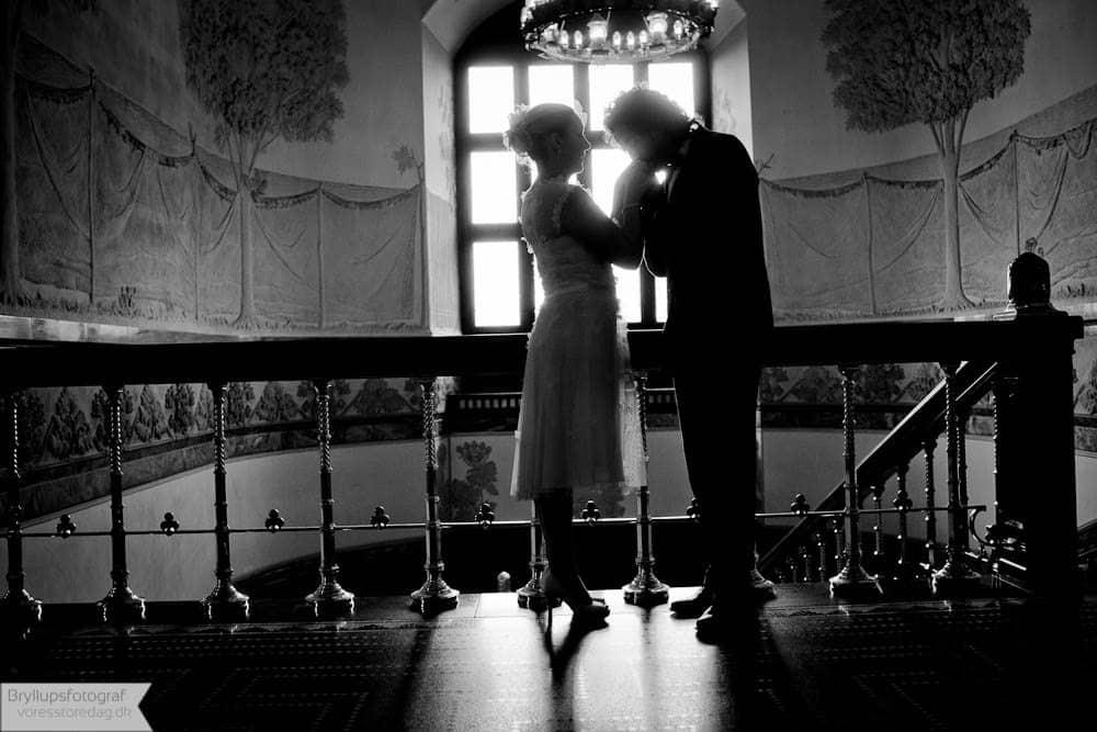 Civil marriage in Copenhagen