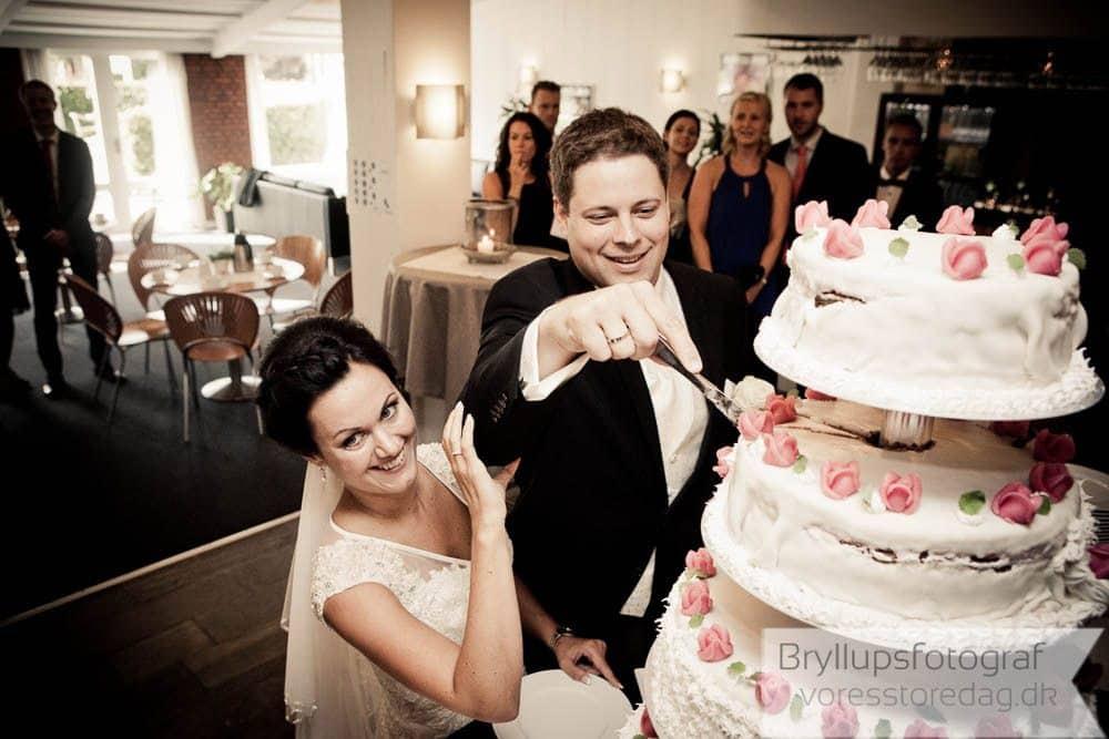 Esbjerg Conference Hotel bryllup