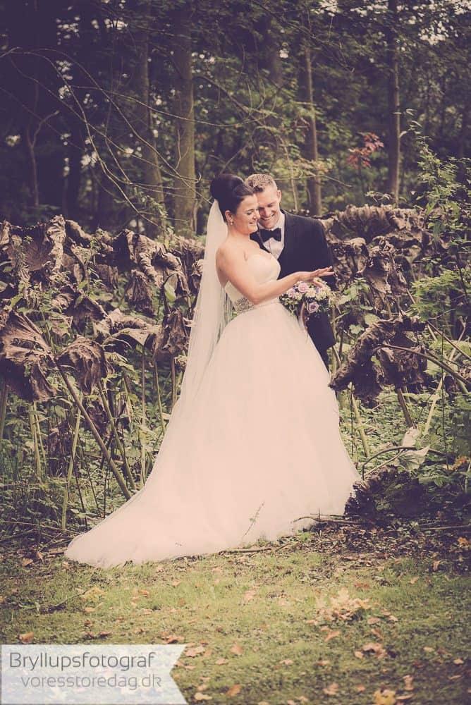 Bryllupsfest i Borup på Humleorehus