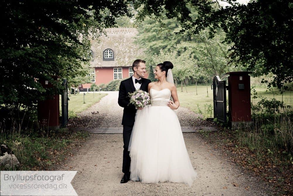 Bryllup i Borup