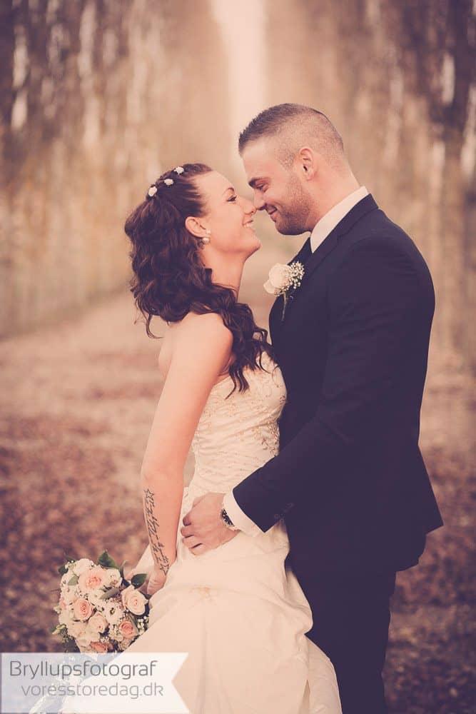 Bryllup i Gilleleje