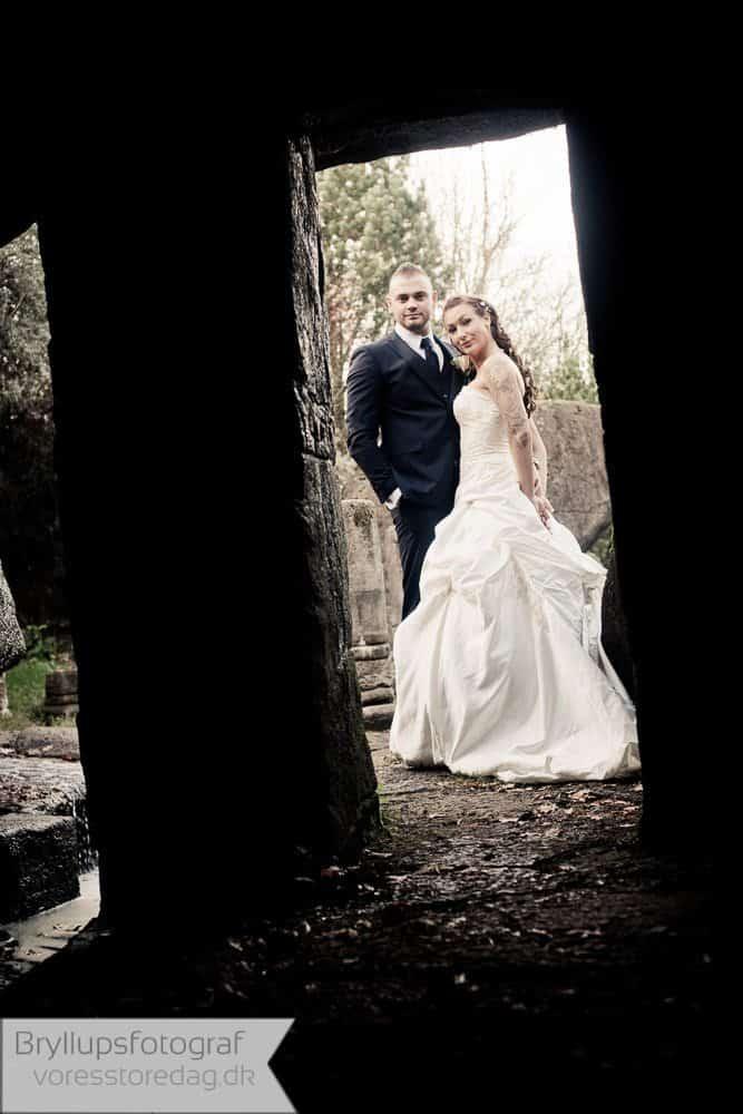 bryllupsfoto Bryllup i Gilleleje