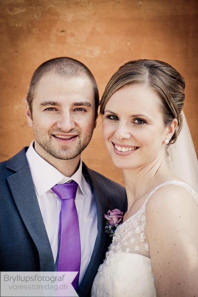 bryllupsbilleder Føvling
