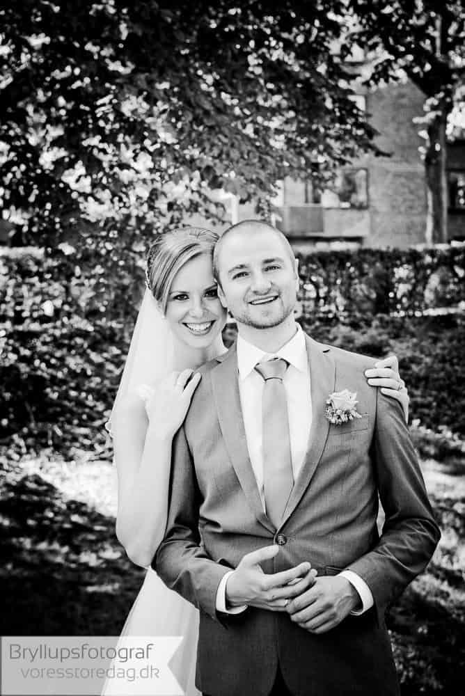 Sct. Nicolai kirke bryllup
