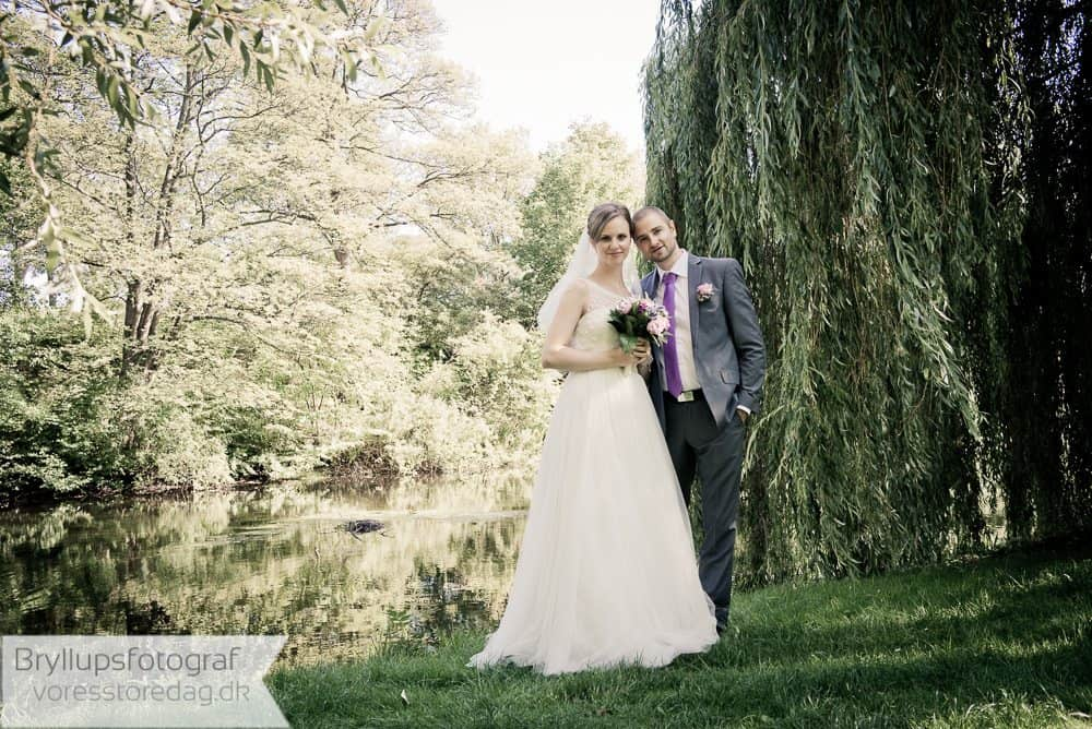fotograf bryllup Føvling