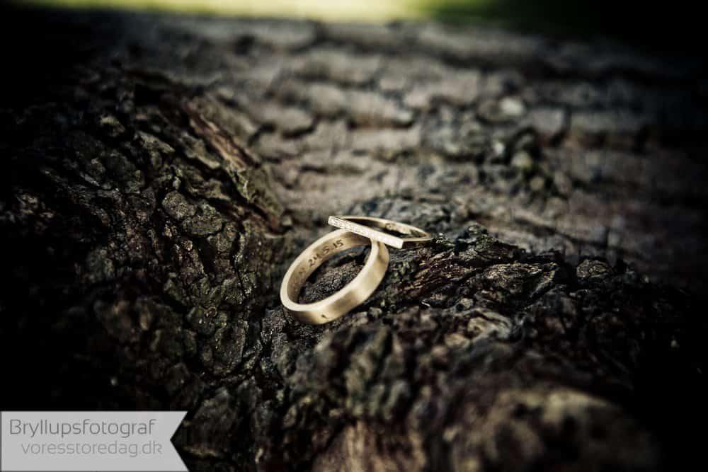 Bryllup i Værløse og Hvalsø