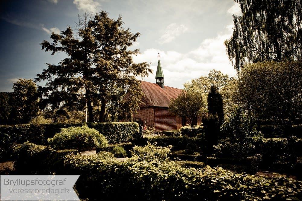 Hareskov kirke