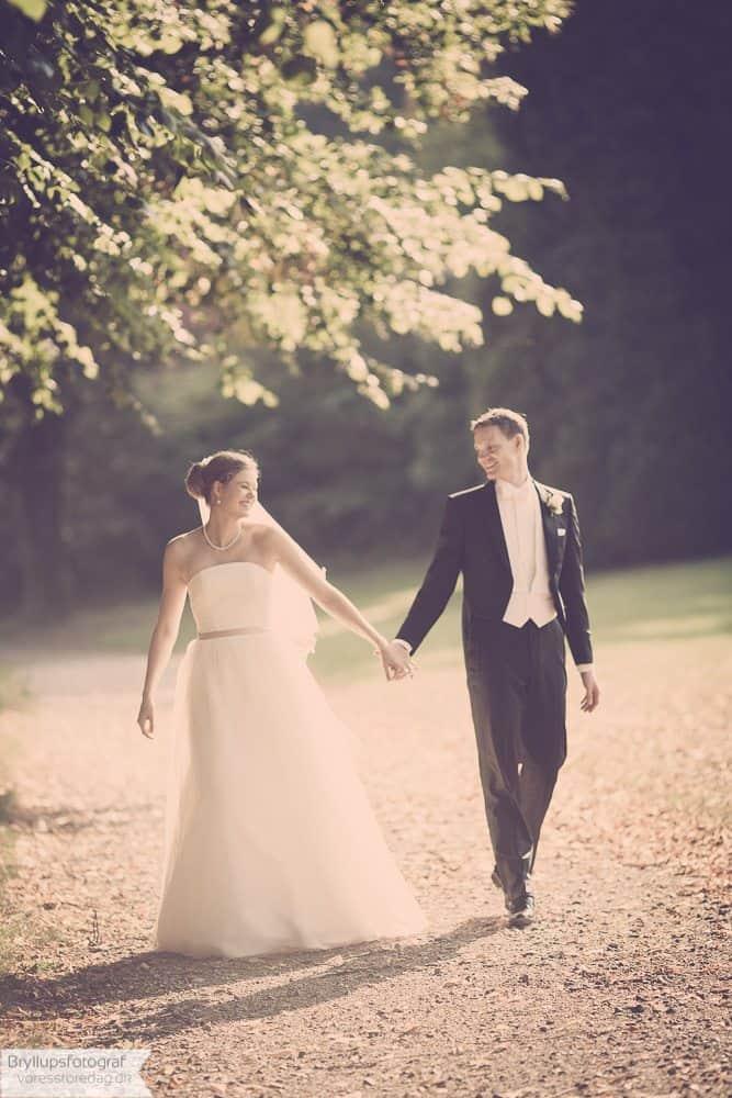 Bryllup Hjørring tolne skovpavillon