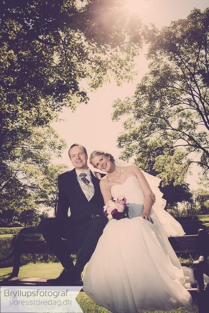 Harridslevgaard bryllup