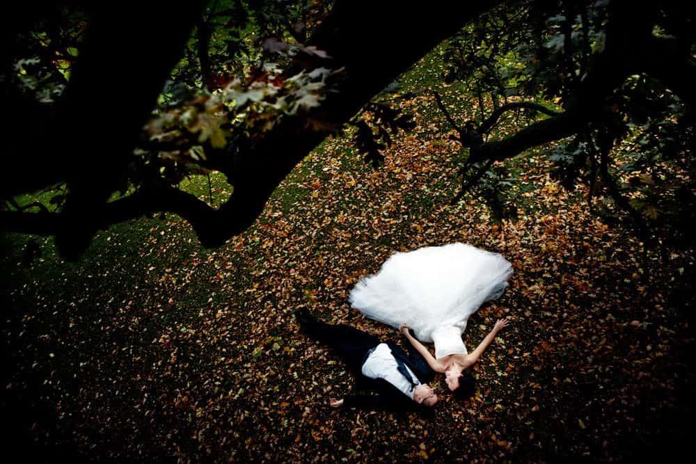 bryllupsfoto Strib