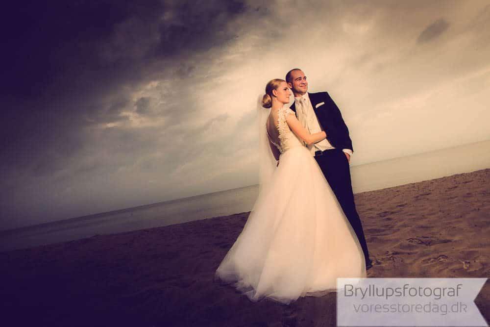 bryllupsfoto vejle fjord