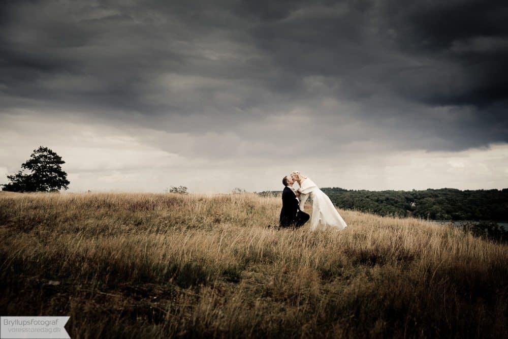bryllupsfotografering Fyn