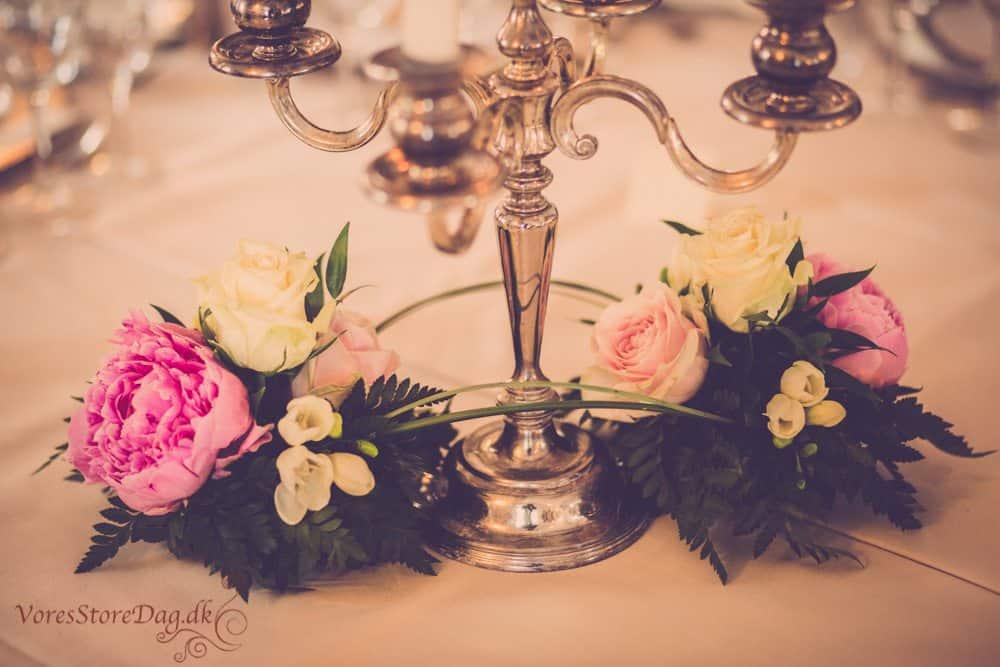 Rosenholm Slot bryllup