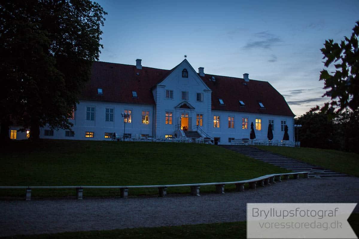 Bryllup Scandic Bygholm Park Horsens