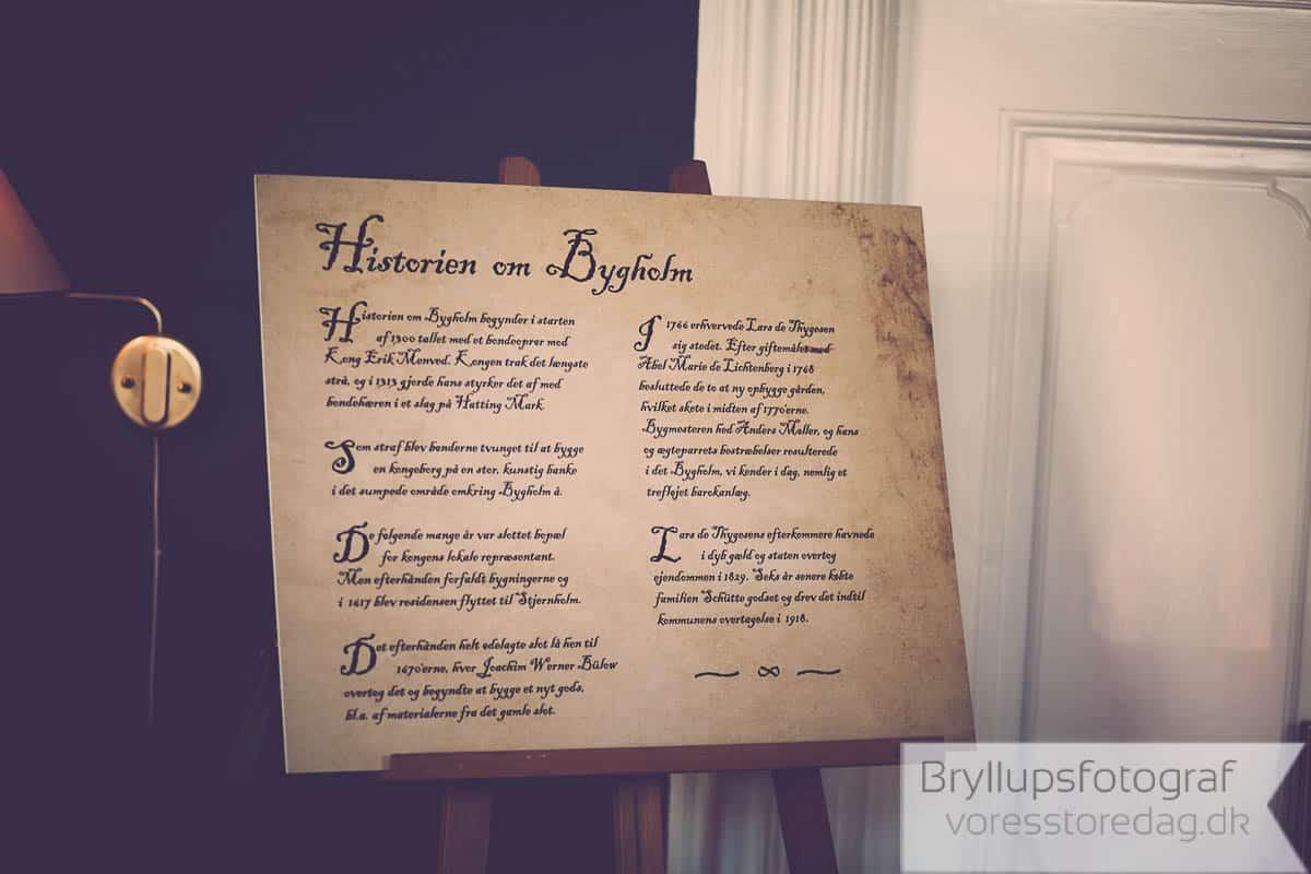 Bryllup Scandic Bygholm Park Horsens1