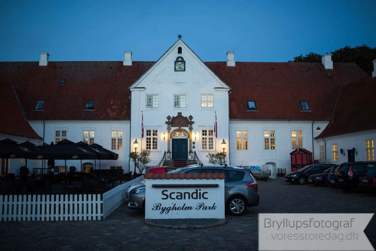 Scandic Bygholm Park Bryllup 43