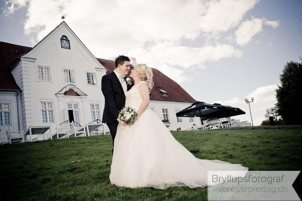Scandic bryllup