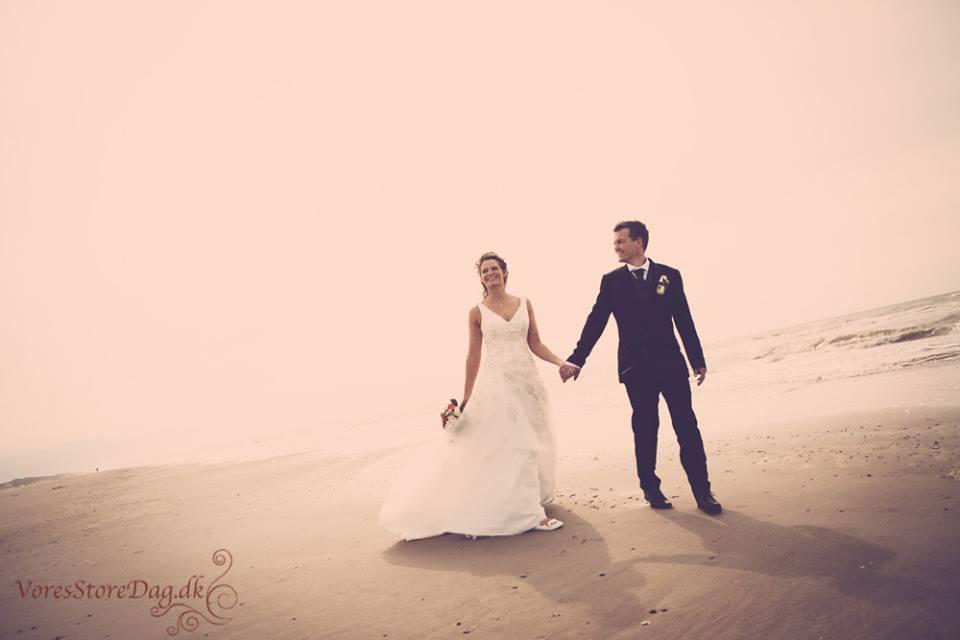 bryllupsfoto Hurup Thy