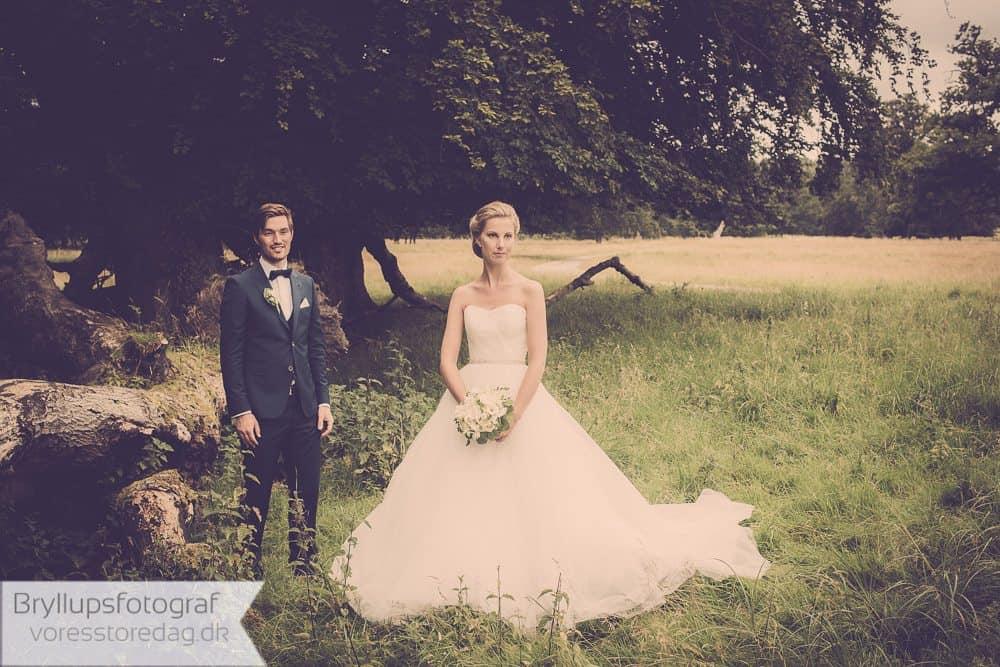 Brobyværk kro bryllup