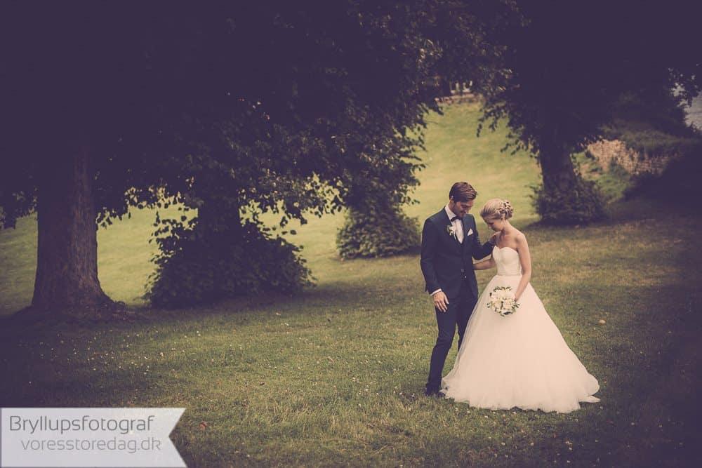 Schackenborg Slotskro bryllup