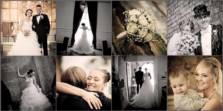 bryllup på Dyvig Badehotel
