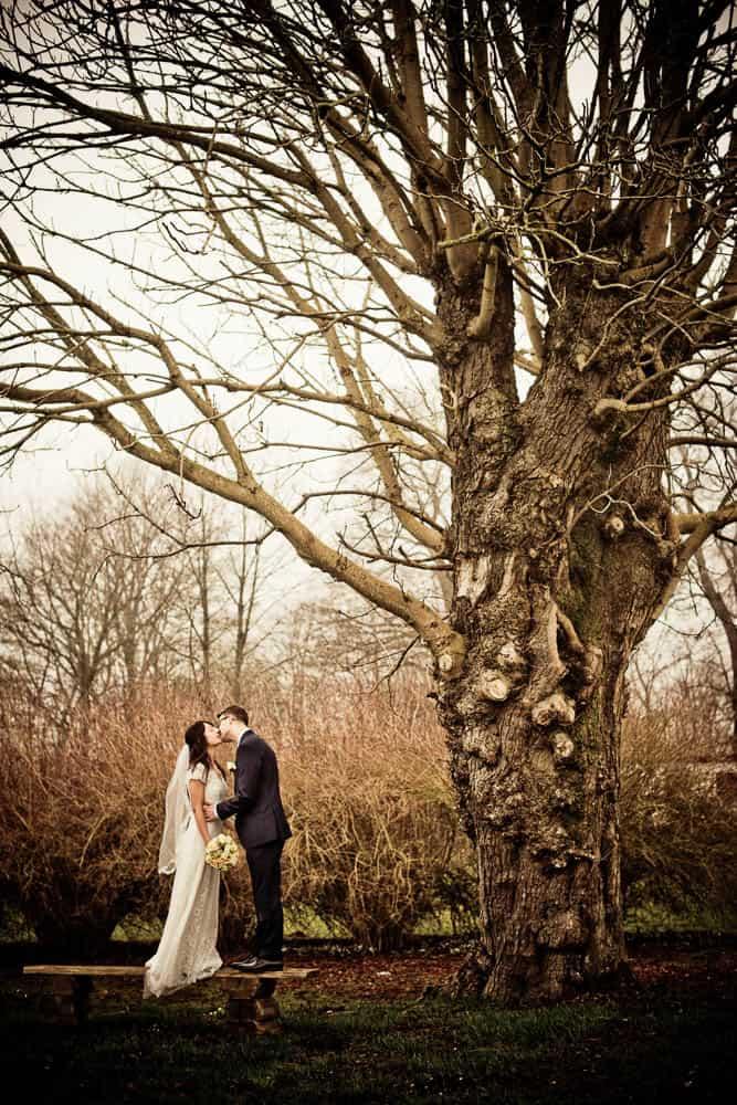 Jomfruens Egede bryllup