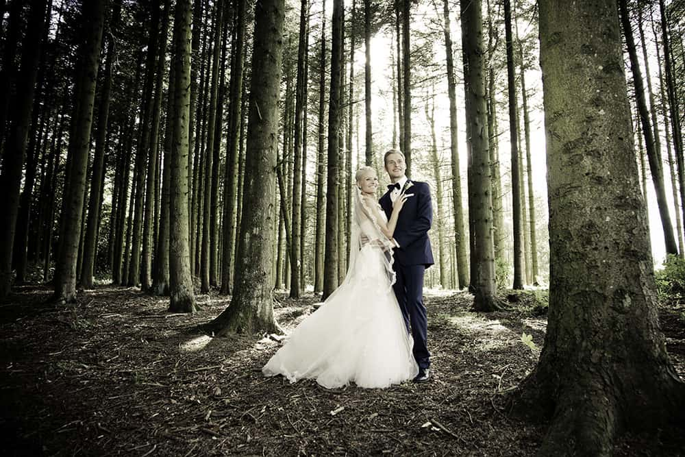 Skovlund Kro bryllup