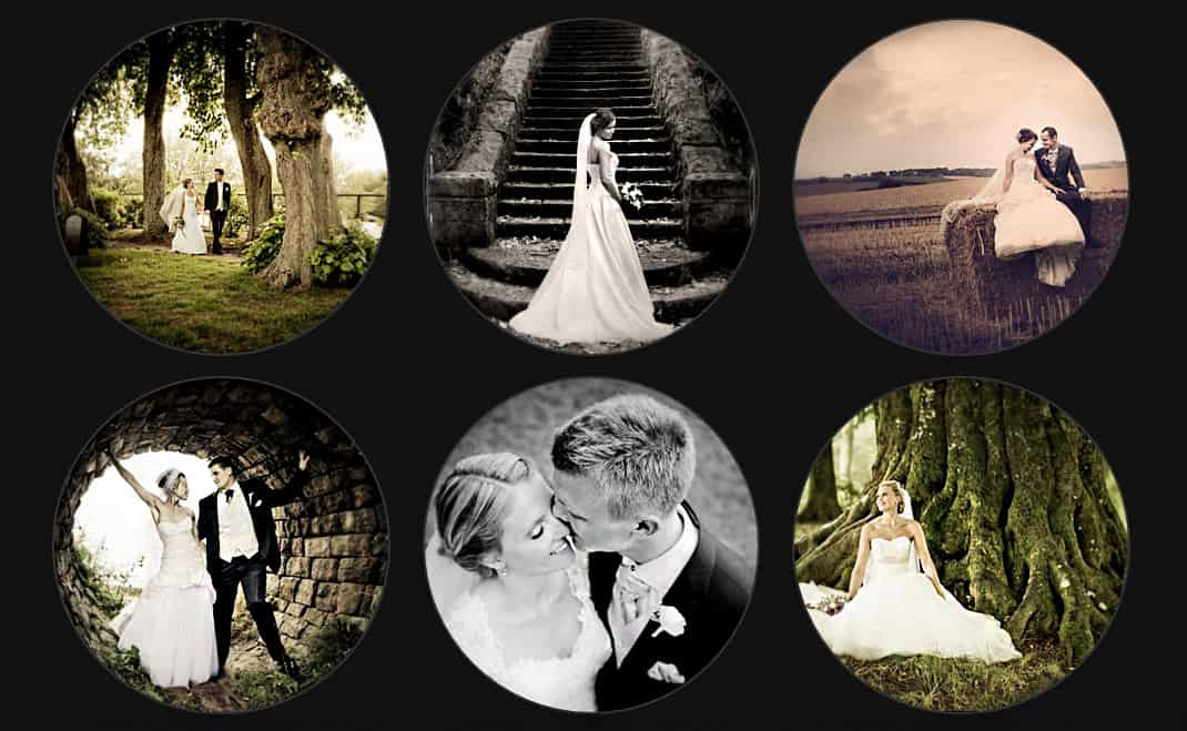 Wedding photographer Bornholm