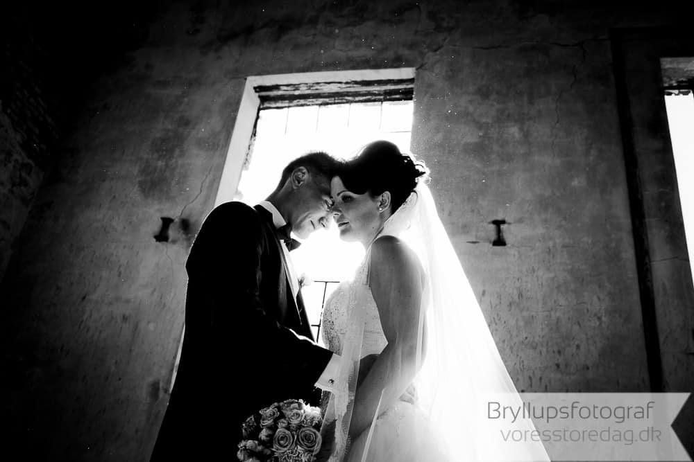 Bryllup ved Kås og Hune