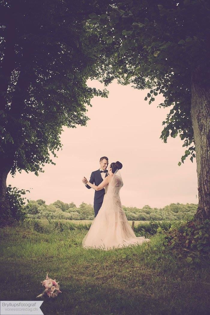 brudepar nordjylland