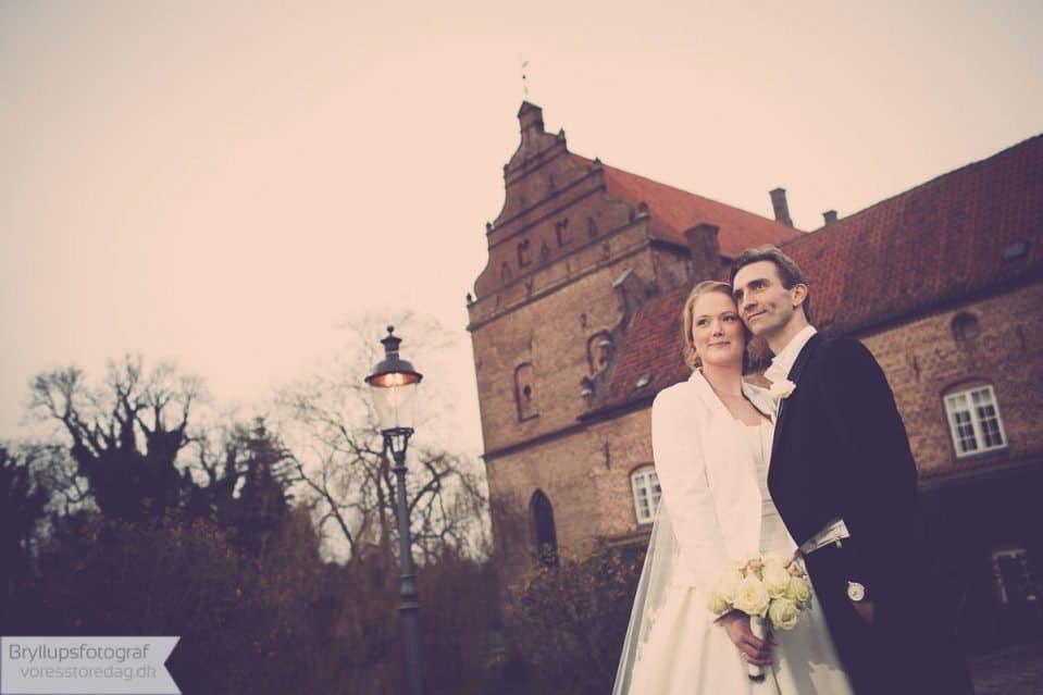 Bryllup Nyborg på Holckenhavn slot