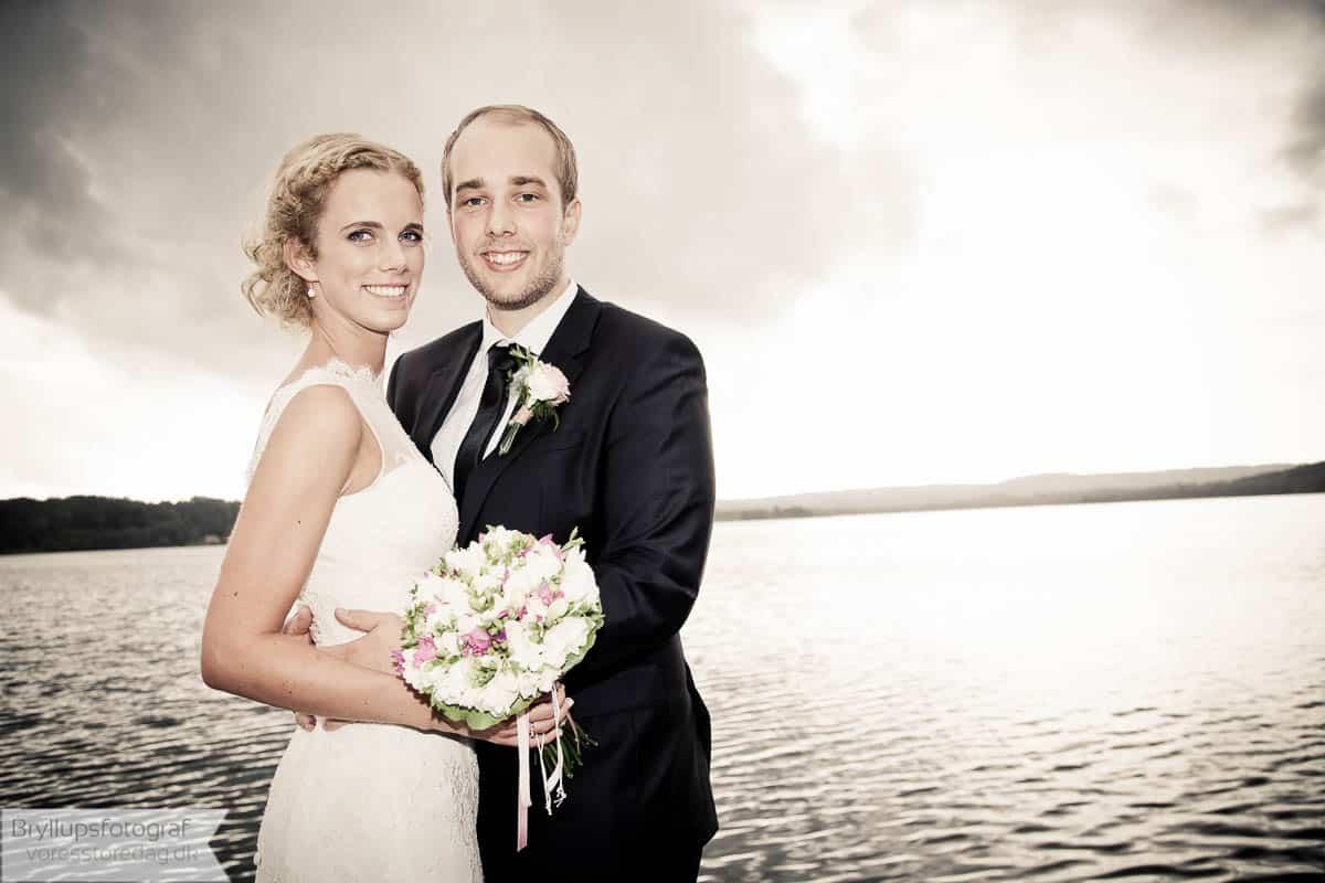 Bryllup Ry ved Tulstrup Kro