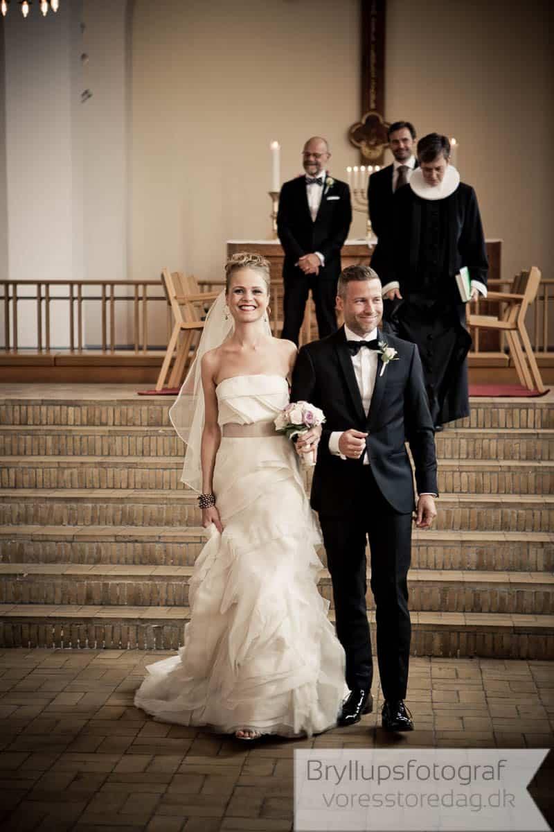 Hans Tausens kirke bryllup
