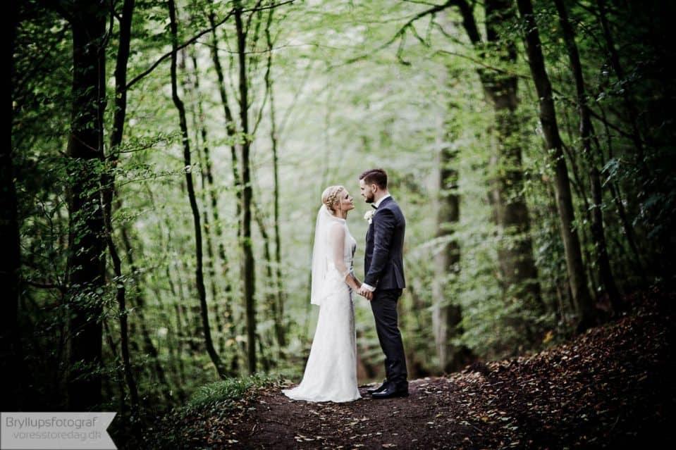 Lindholm Herregård bryllup