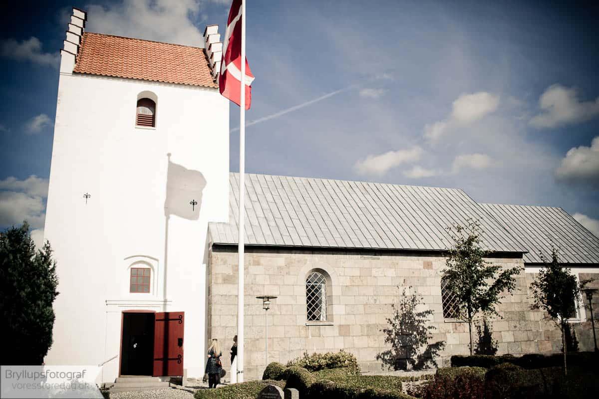 Gassum kirke