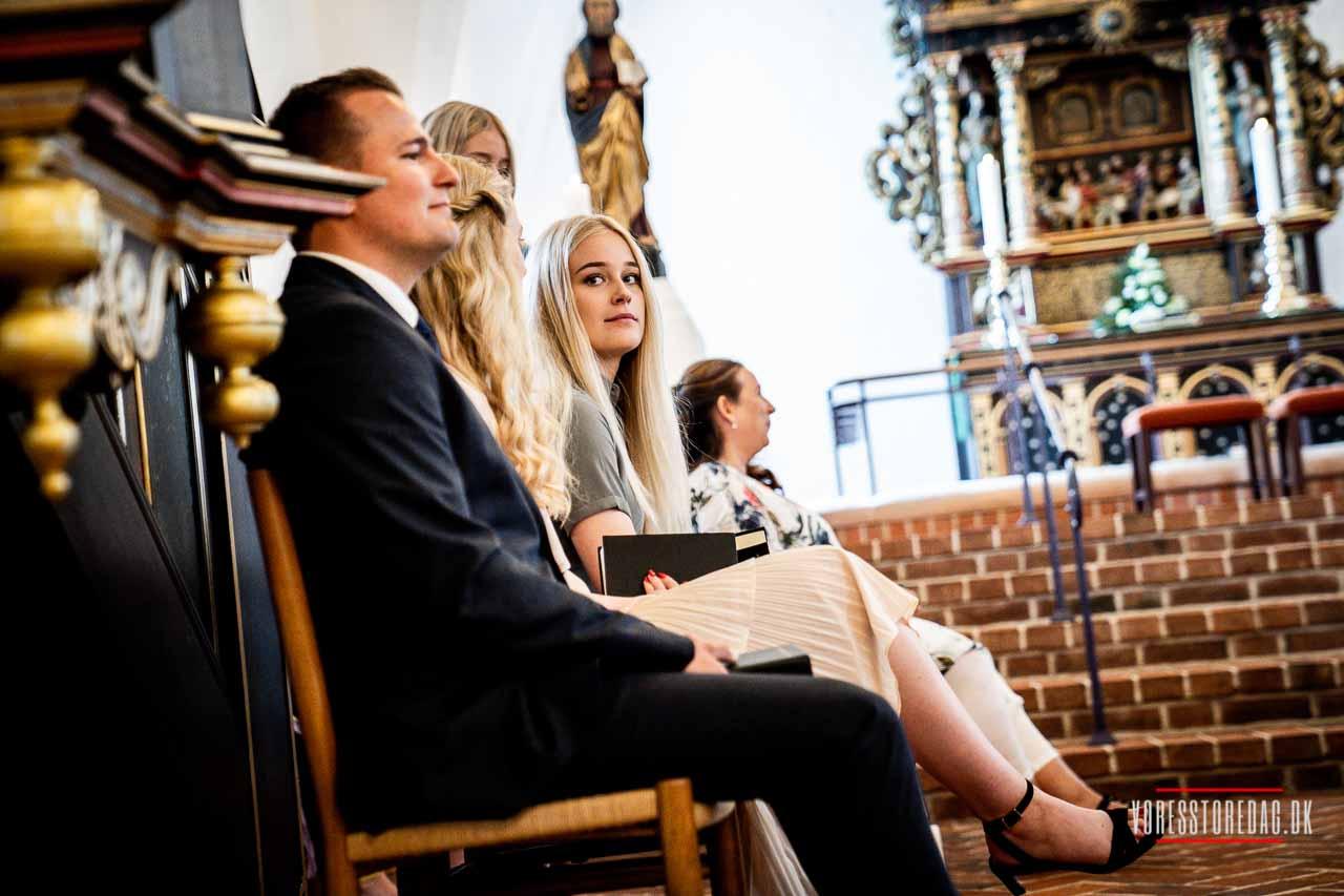 Sankt Catharinæ Kirke Hjørring bryllup