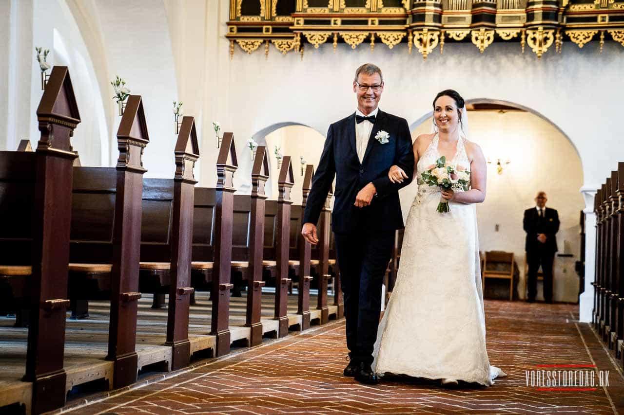 Sct Catharinæ kirke – Bryllup i Vendsyssel