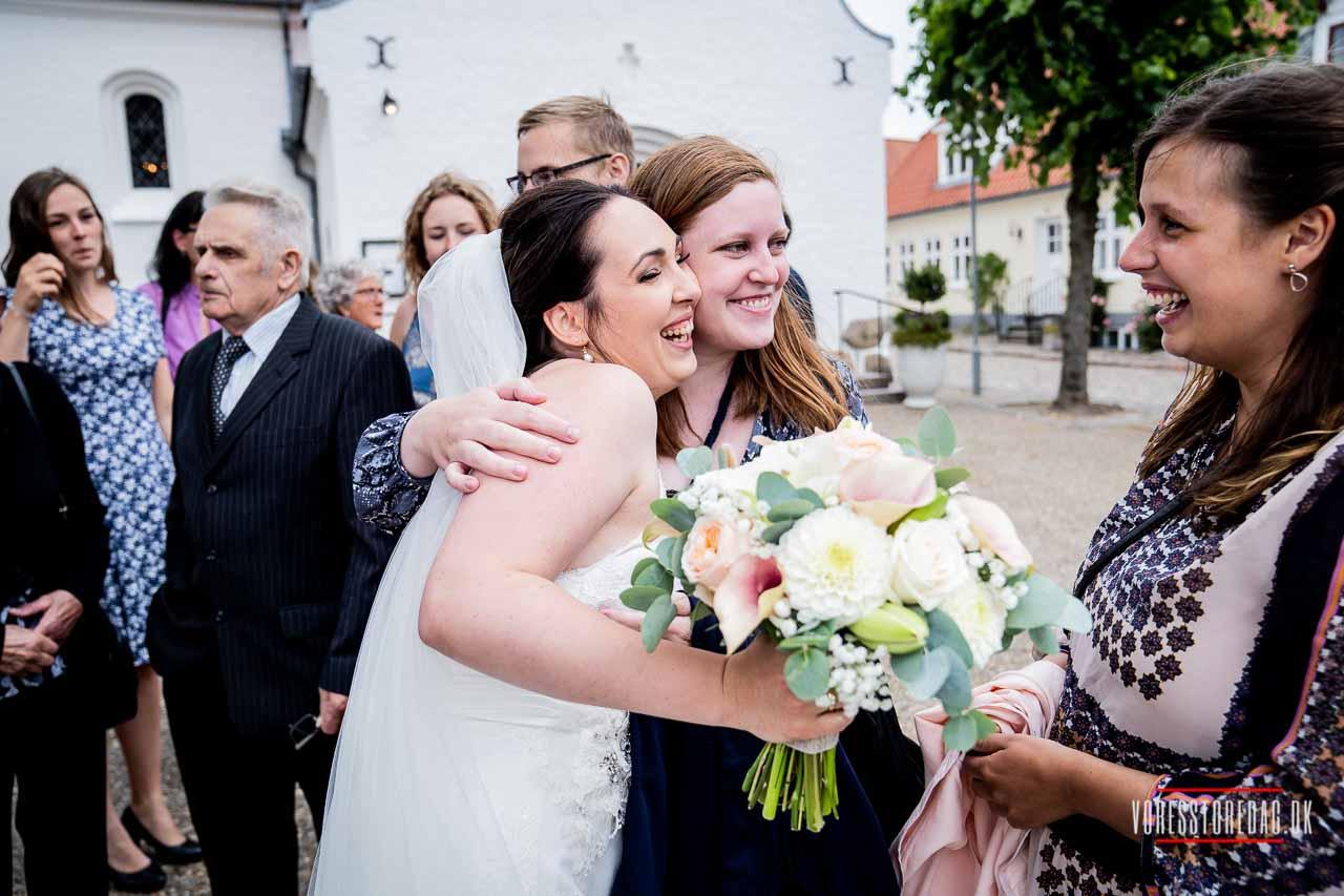 Billeder af bryllup kirke nordjylland