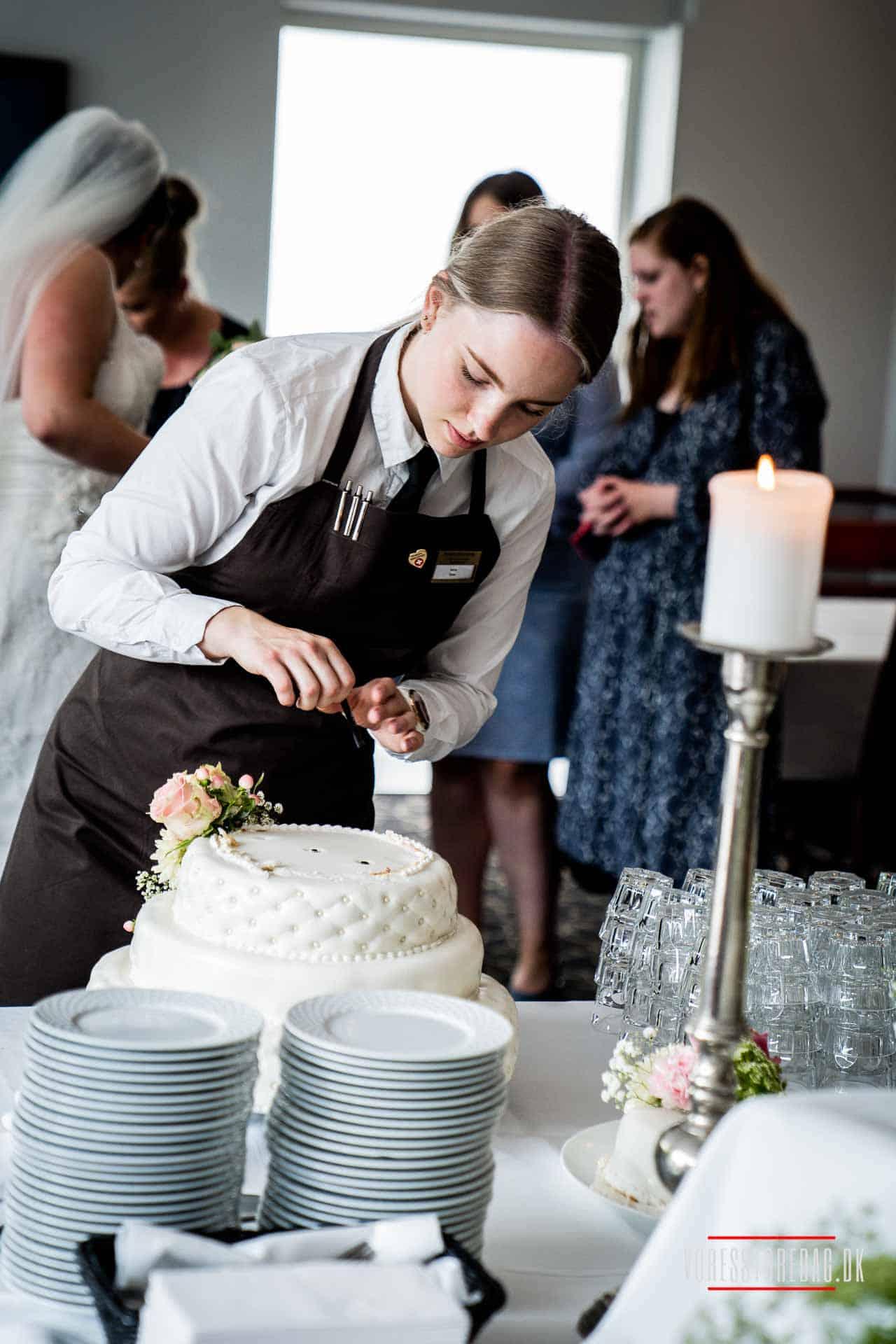 Anmeldelse af bryllup på Scheelsminde i Aalborg