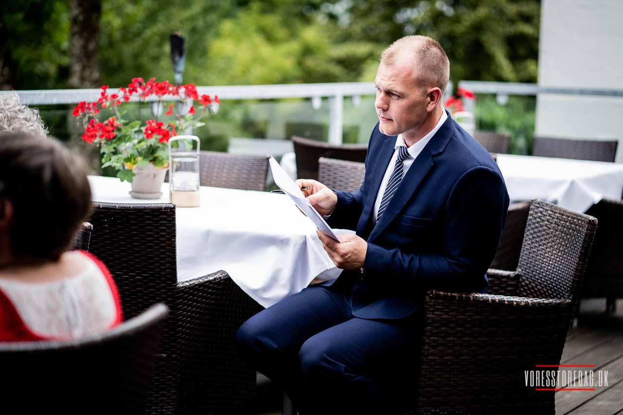 Bryllupsfotografering i Aalborg