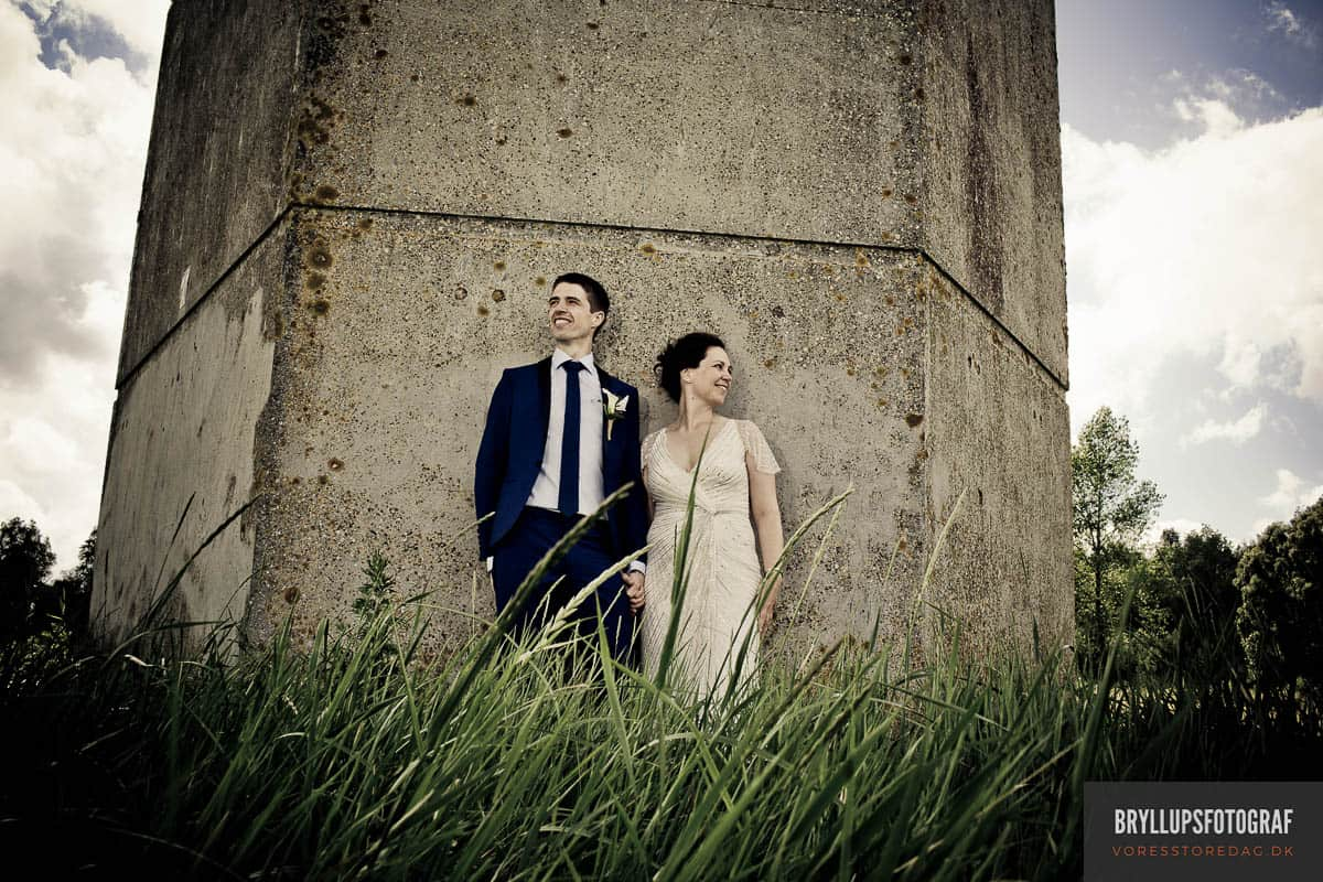 Sallingsund Færgekro bryllup