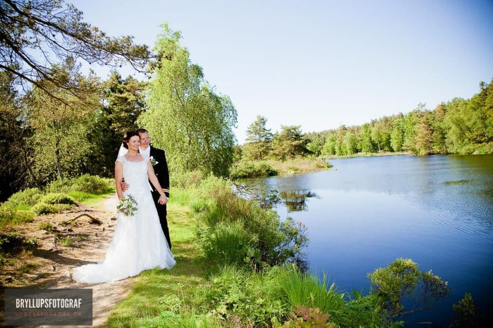 Gammel skovriddergaard bryllup