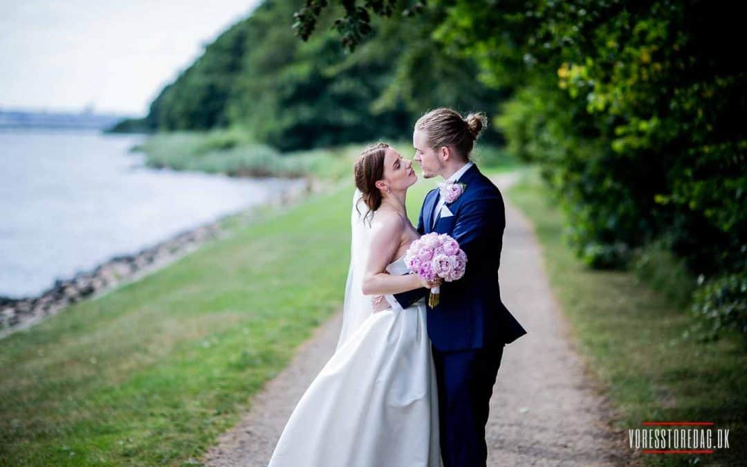 Hotel Koldingfjord bryllup